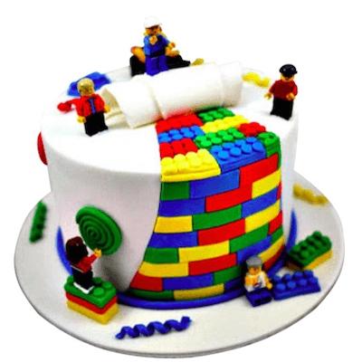 Торт из лего фото и картинки021