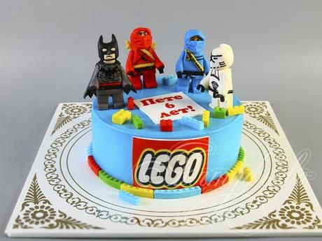 Торт из лего фото и картинки025