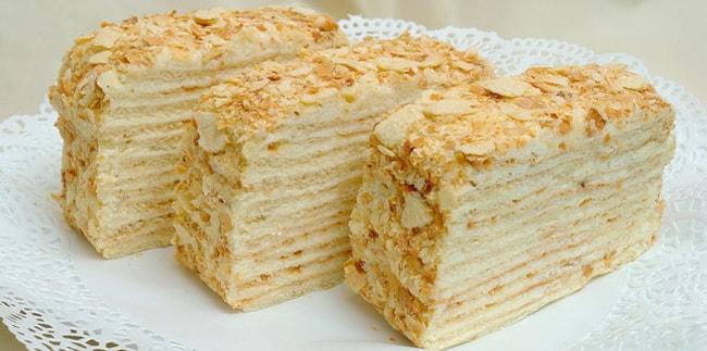 Торт наполеон красивые картинки (10)