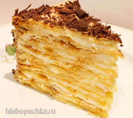 Торт наполеон красивые картинки (19)