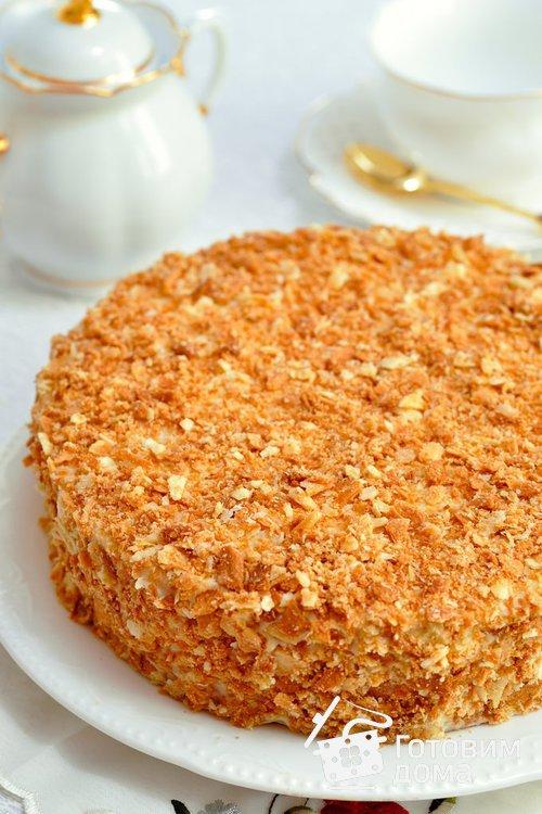 Торт наполеон красивые картинки (2)