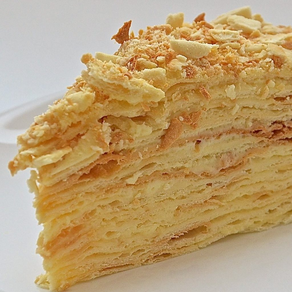 узнать рецепты с картинками торта наполеон знаешь, тебя есть