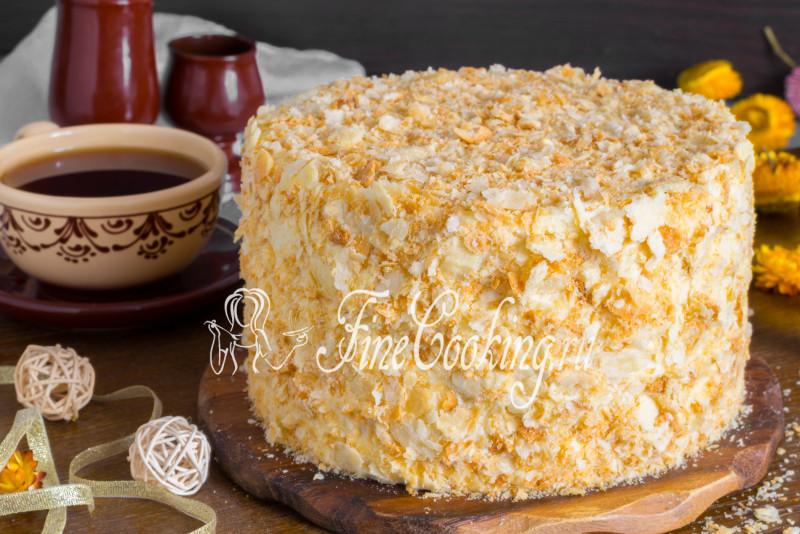Торт наполеон красивые картинки (28)