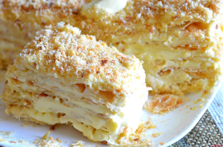 Торт наполеон красивые картинки (29)