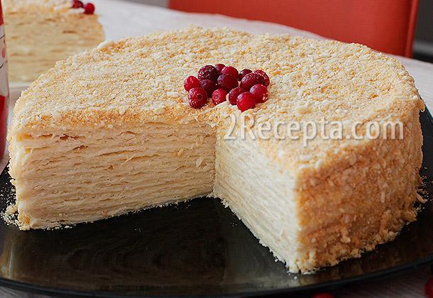 Торт наполеон красивые картинки (32)