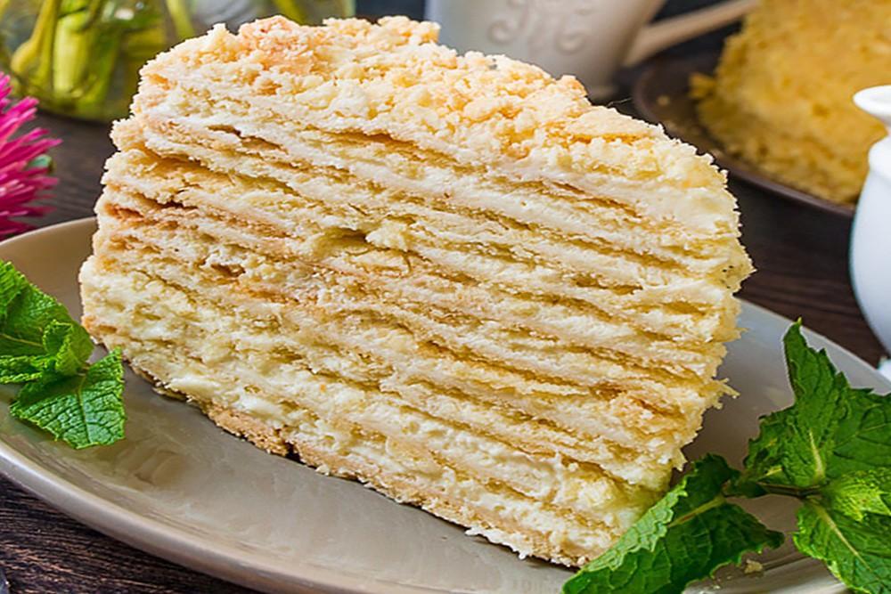 Торт наполеон красивые картинки (33)