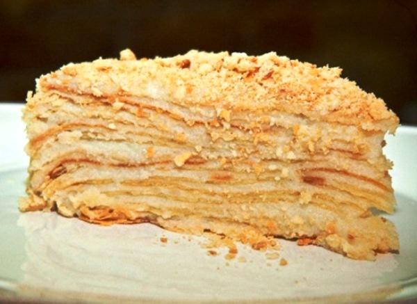 Торт наполеон красивые картинки (4)