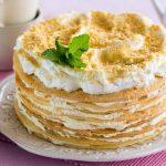 Торт наполеон красивые картинки