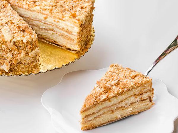 Торт наполеон красивые картинки (7)