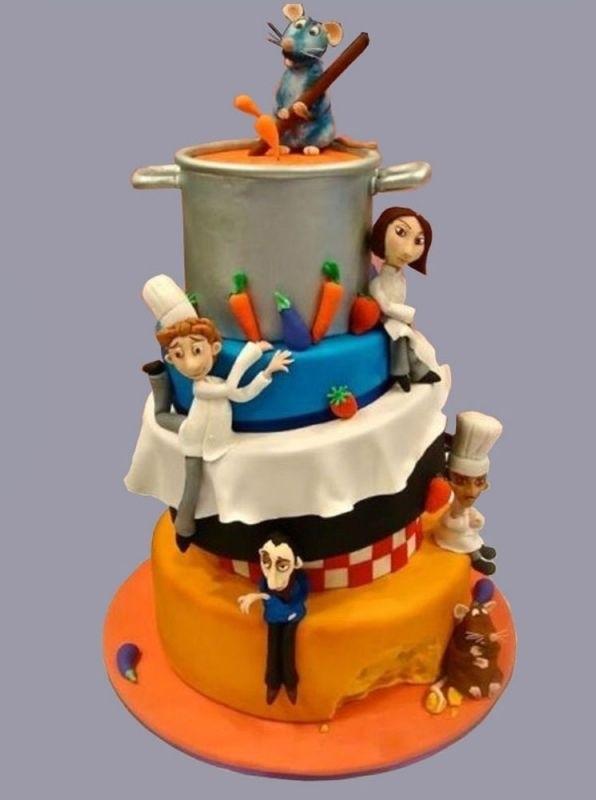 Торт рататуй фото красивые001