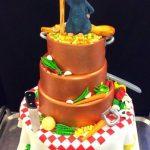 Торт рататуй фото красивые