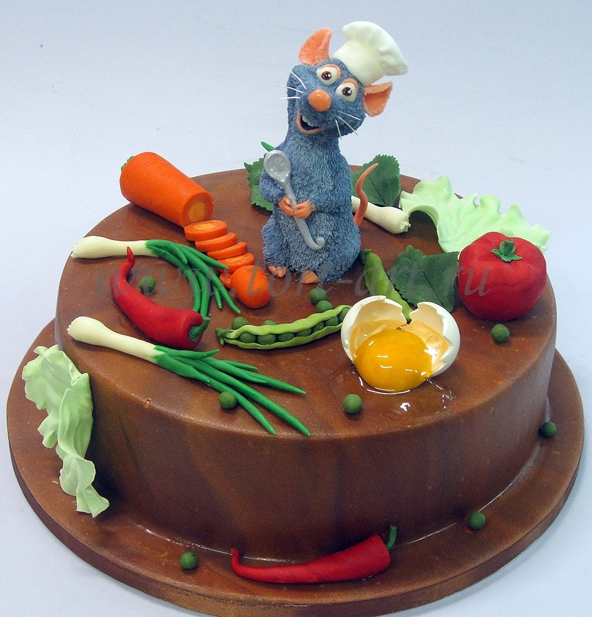 Торт рататуй фото красивые004