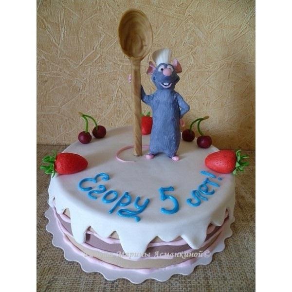 Торт рататуй фото красивые006