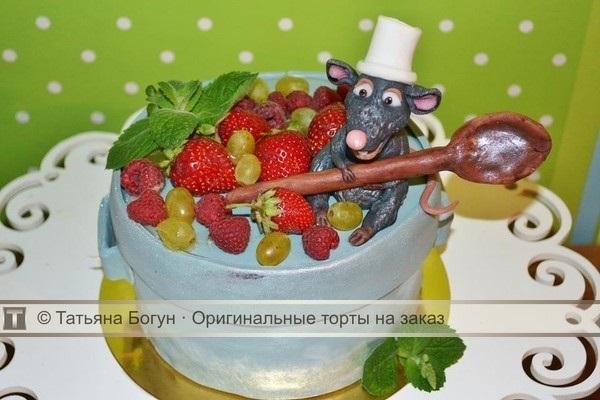 Торт рататуй фото красивые009