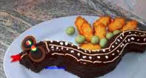 Торт рататуй фото красивые011