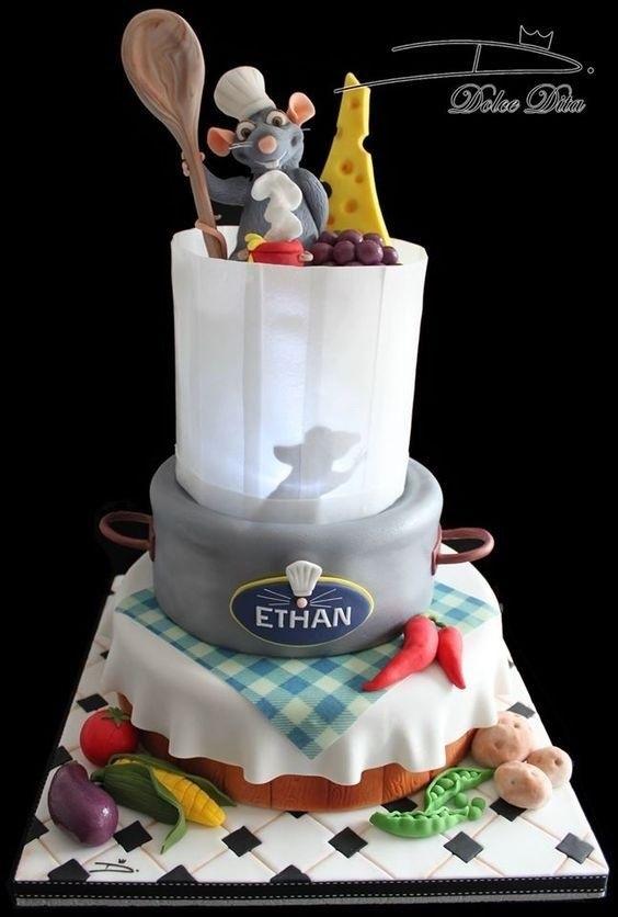 Торт рататуй фото красивые012