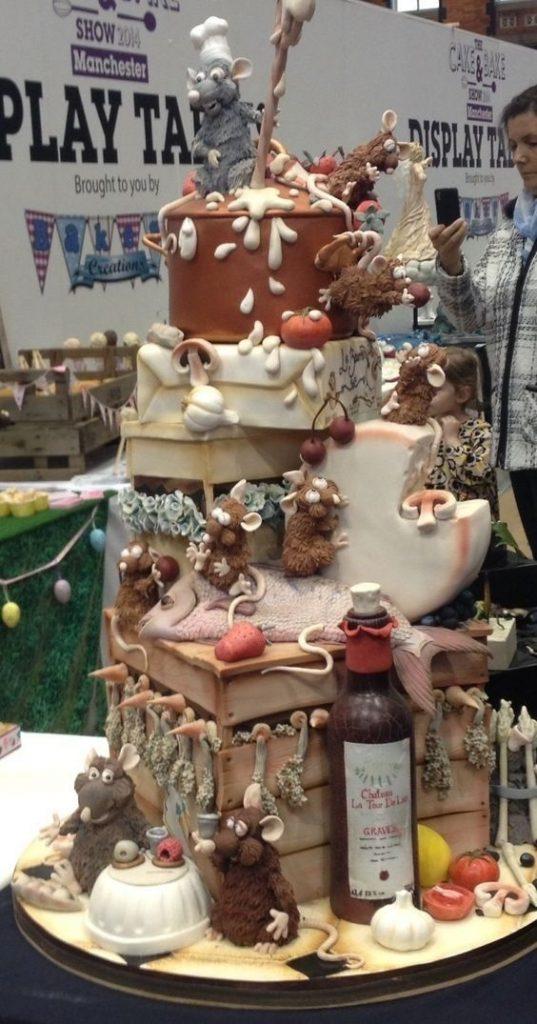 Торт рататуй фото красивые023