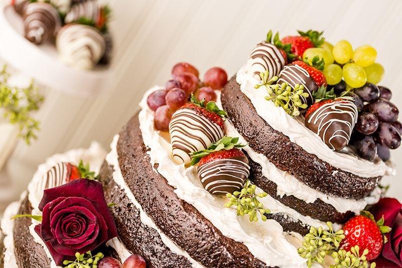 Торт своими руками осенний008