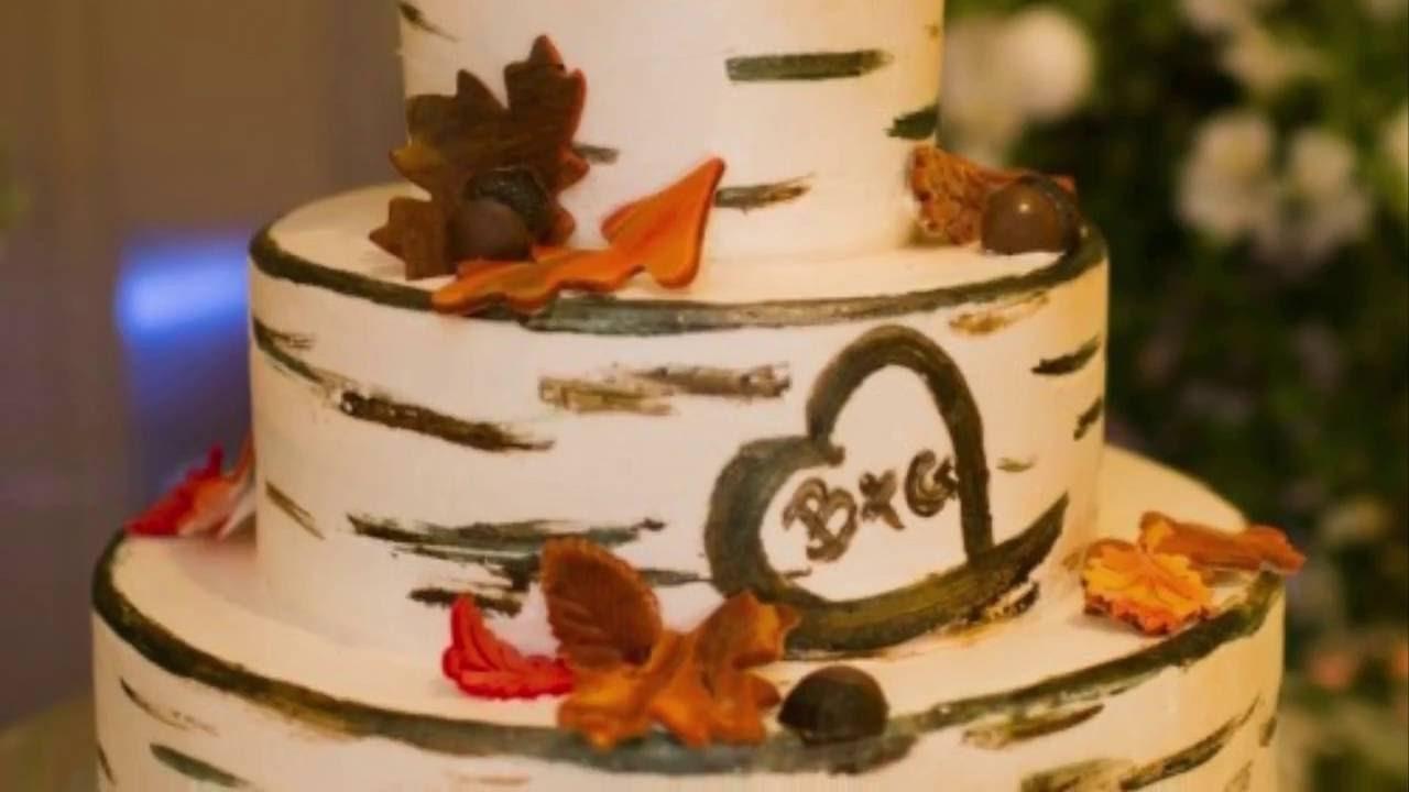 Торт своими руками осенний018