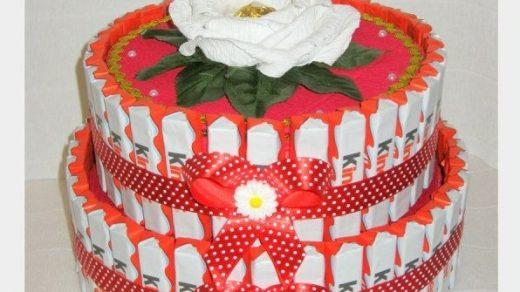 Торт своими руками осенний020