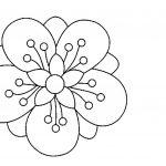 Трафарет колокольчики цветы — картинки