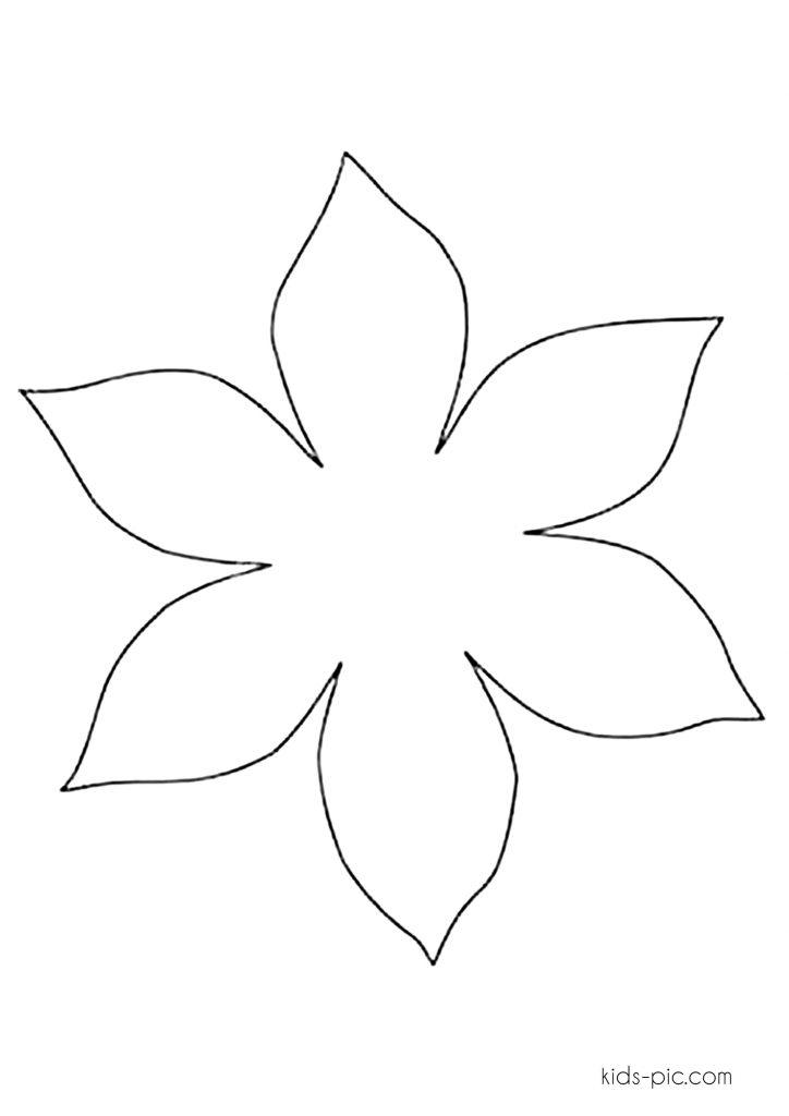 Трафарет колокольчики цветы - картинки (37)