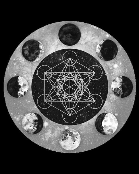 Удивительные картинки все фазы луны (10)