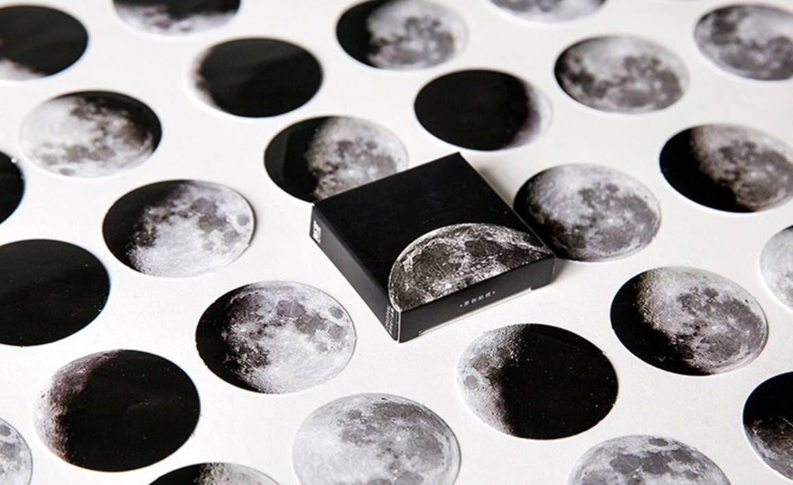 Удивительные картинки все фазы луны (2)