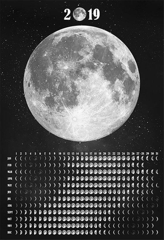 Удивительные картинки все фазы луны (28)