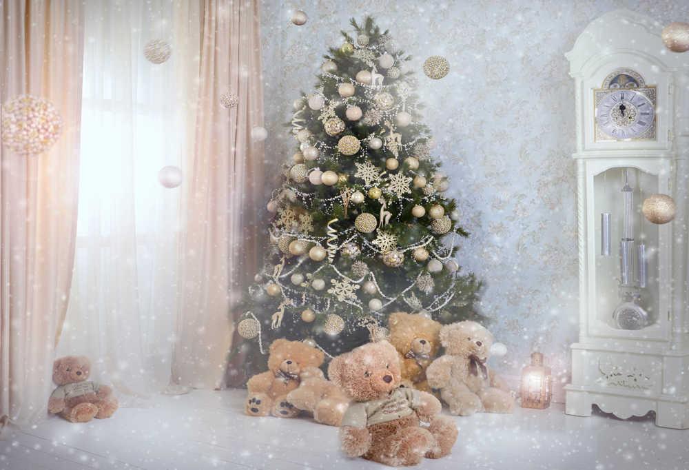 Удивительные фоны рождественские - 25 фото (1)