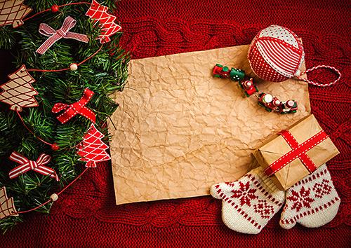 Удивительные фоны рождественские - 25 фото (16)