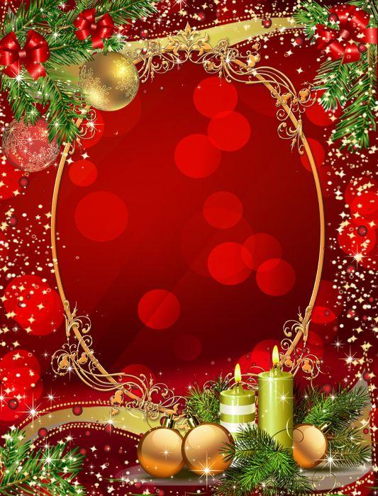 Удивительные фоны рождественские - 25 фото (20)