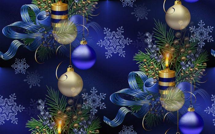 Удивительные фоны рождественские - 25 фото (23)