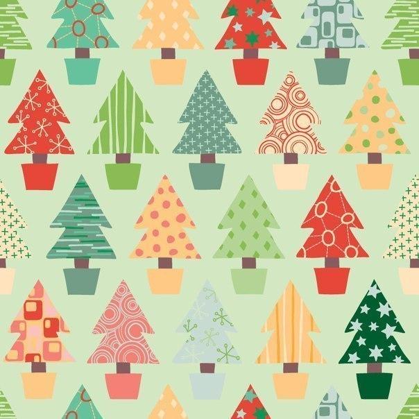 Удивительные фоны рождественские - 25 фото (3)