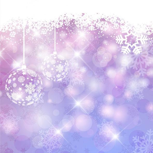 Удивительные фоны рождественские - 25 фото (5)