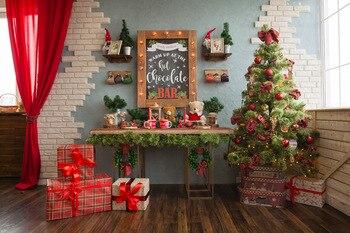 Удивительные фоны рождественские - 25 фото (9)
