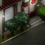 Фон для фотошопа кафе аватария