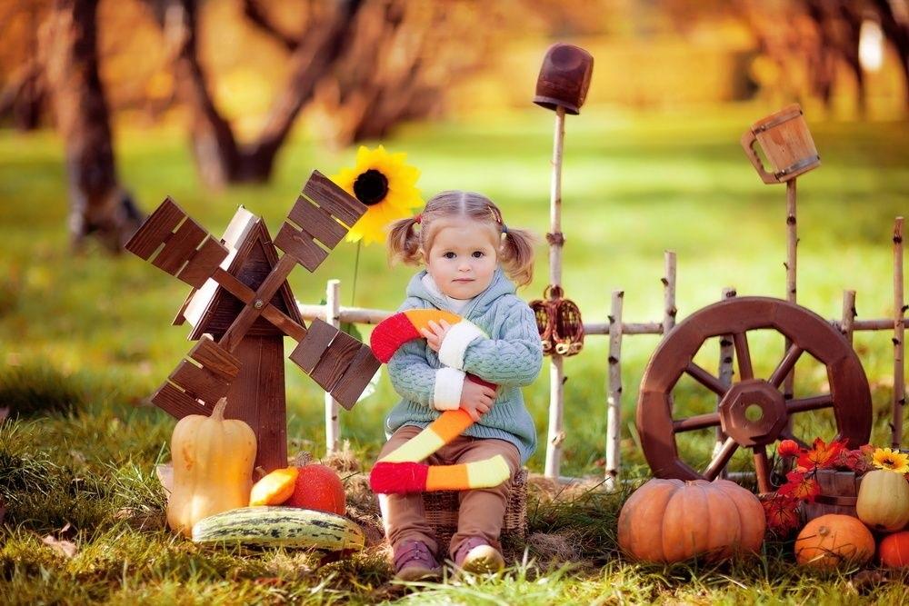 Фотопроект осень для детей001