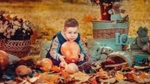 Фотопроект осень для детей002