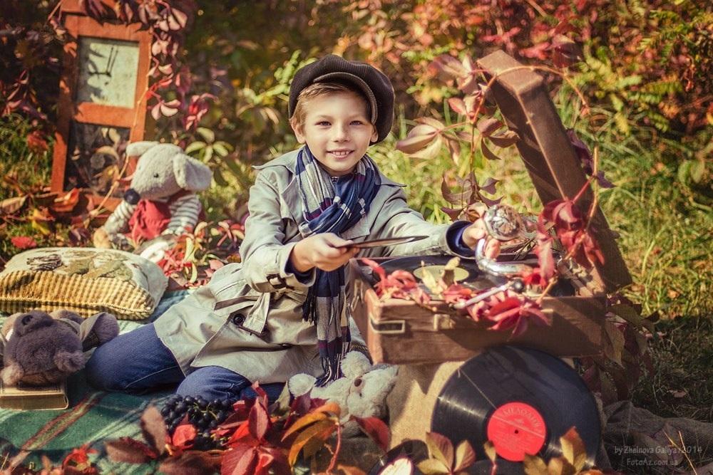 Фотопроект осень для детей003