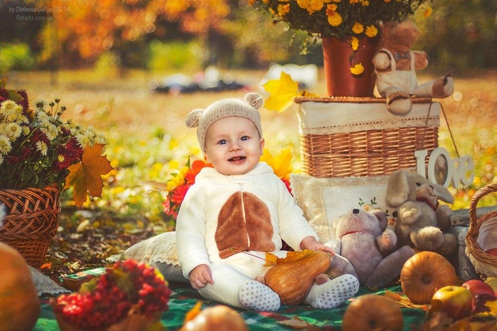 Фотопроект осень для детей008