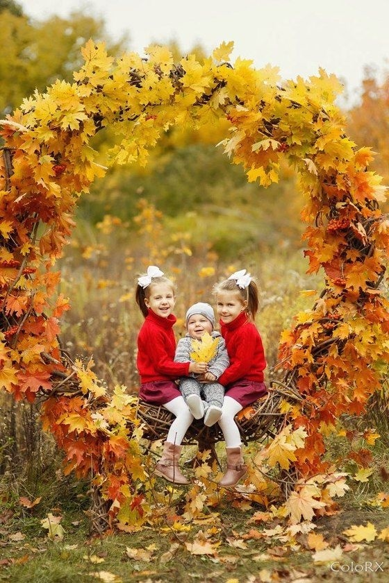 Фотопроект осень для детей019
