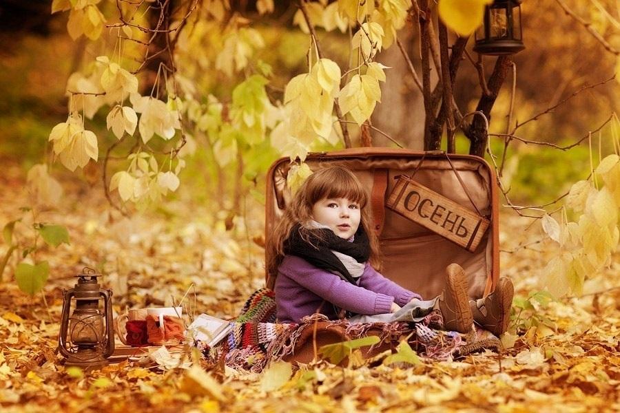 Фотопроект осень для детей020