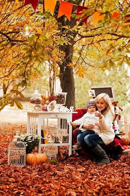 Фотопроект осень для детей022