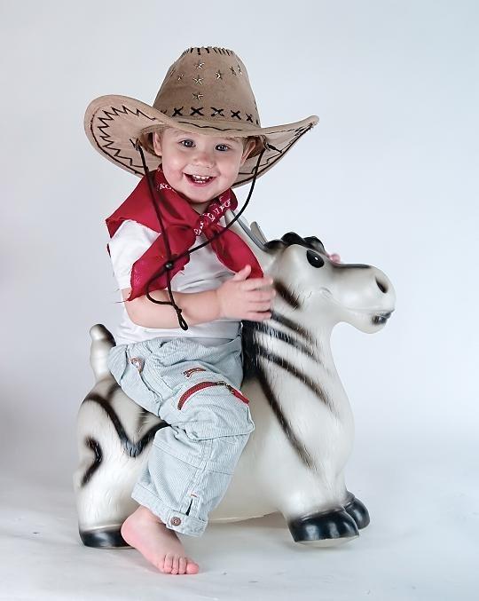 Фотосессия ковбои дети004
