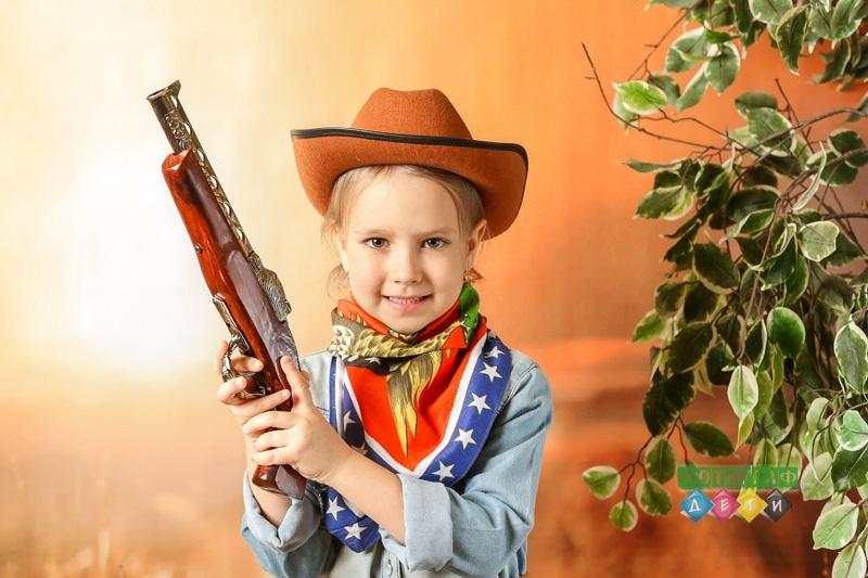 Фотосессия ковбои дети005