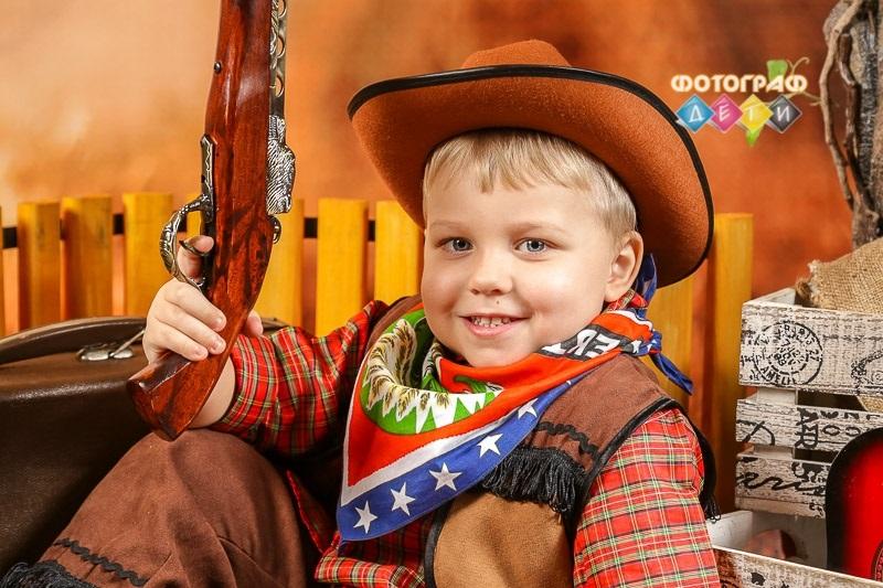 Фотосессия ковбои дети016