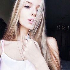 Фото девушек красивых блондинок 18 лет на аву004