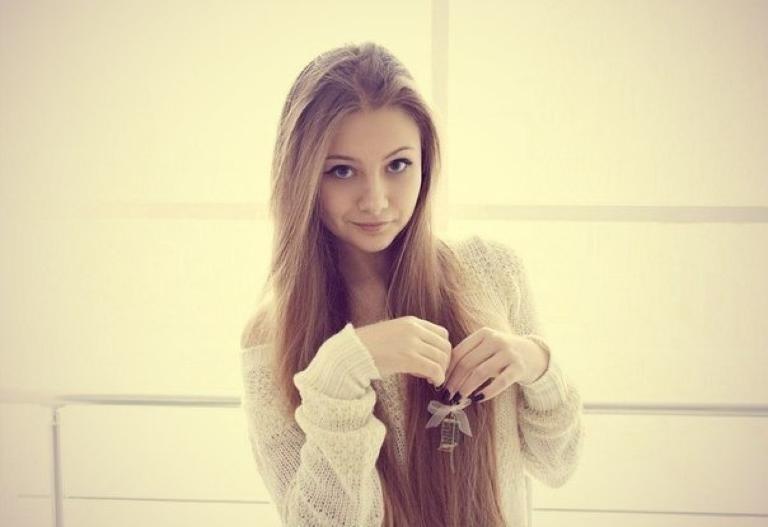 Фото девушек красивых блондинок 18 лет на аву011