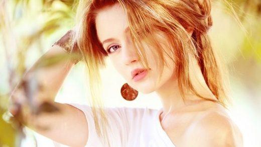 Фото девушек красивых блондинок 18 лет на аву018